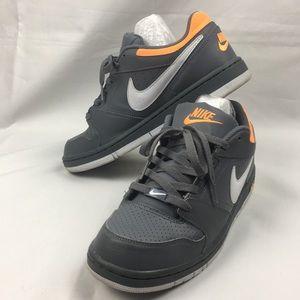 size 40 b9f4c 8134e france cheap nike trunner dominate pro shoes 8ab5f 879bd  ireland nike  shoes nike mens size 8 gray orange 488428 003 0acda a80cd